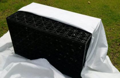 Drainwell Plastic Leach Drain Module